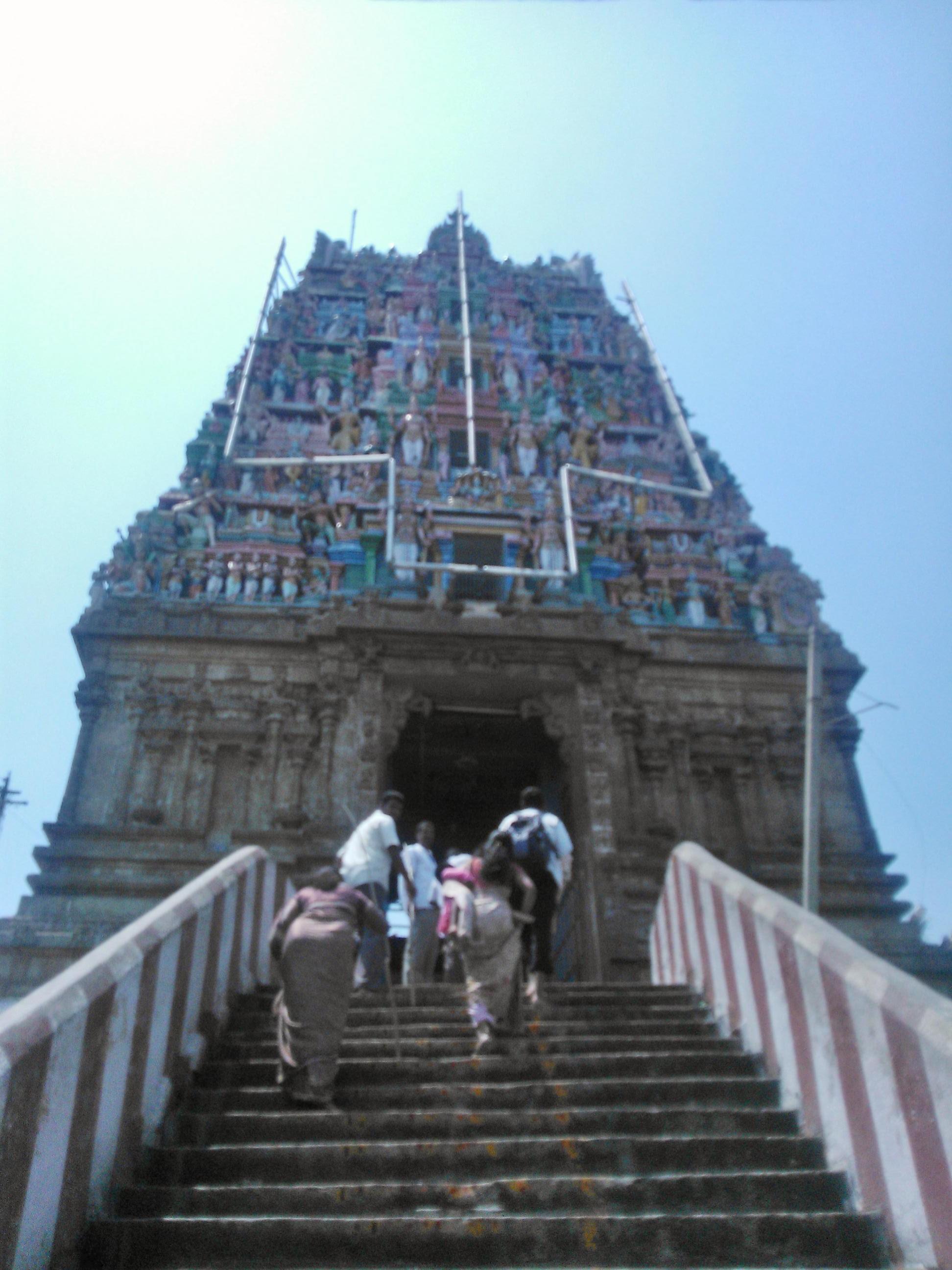 A Trip To Sholingur Aravindan S Space
